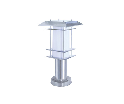 HK-3903 ONEJIANG stainless steel pillar light