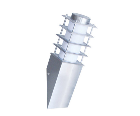 HK-1302 ONEJIANG stainless steel outdoor plug in wall light