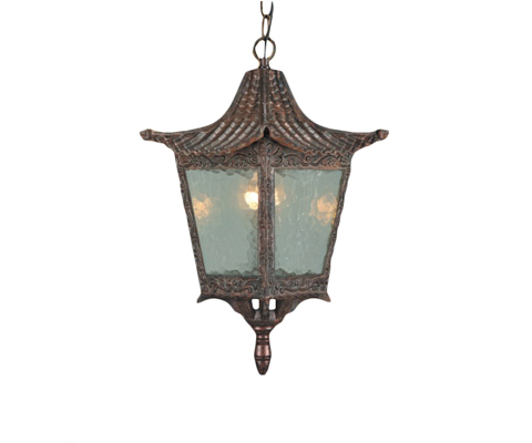 XTY-004-H ONEJIANG European outdoor pendant light